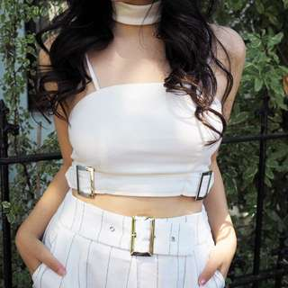 Buckle Top Missguided