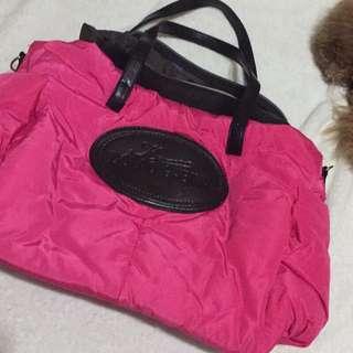 粉色空氣包