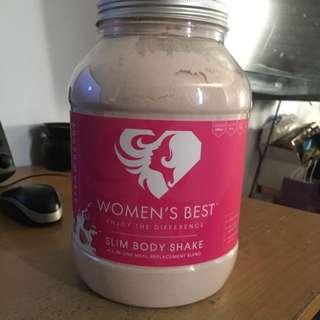 Women Best Protein
