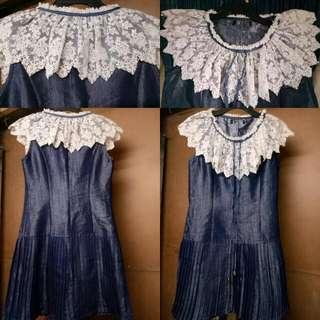 Pre-Loved Denim Dress