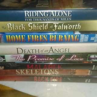 Dvds $2 Each