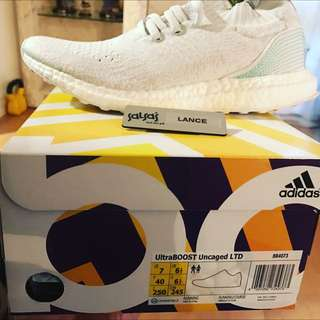 Ultra Boost Parley US7 DEADSTOCK/// NMD French Beige US9.5