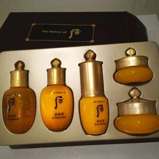 Authentic Brand New - The History Of Whoo