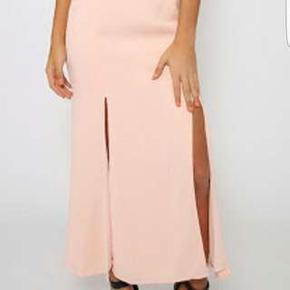 Pink Skirt Brand New Size 8