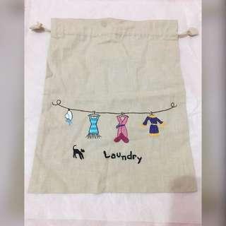 Laundry Bag Handmade From Vietnam