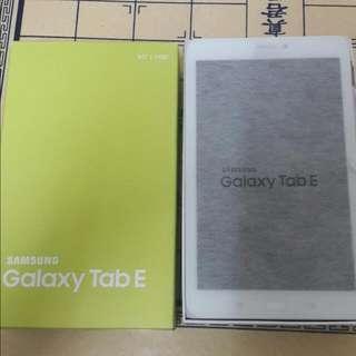 New Samsung Tab E 8.0
