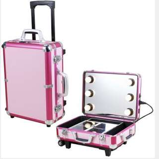 Professional Make Up Luggage