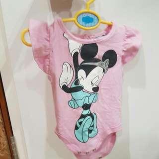 Baju Cotton On Mickey Girls
