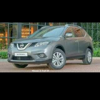 New Nissan XTrail 2.0 AT (2014)