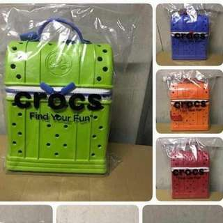 Authentic Crocs Bagpack For Kids