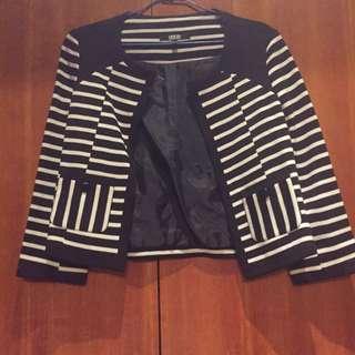 Asos Striped Jacket