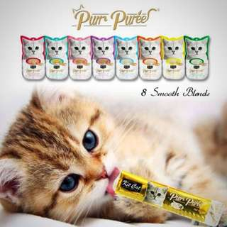Kit Cat Purr Puree