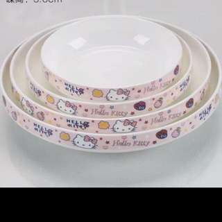 貓咪陶瓷碟套裝(現貨)