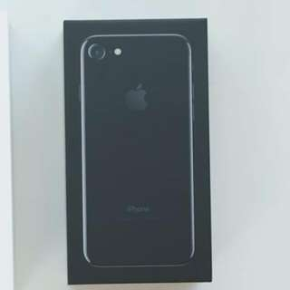 iPhone 7 (256GB, Jet Black)