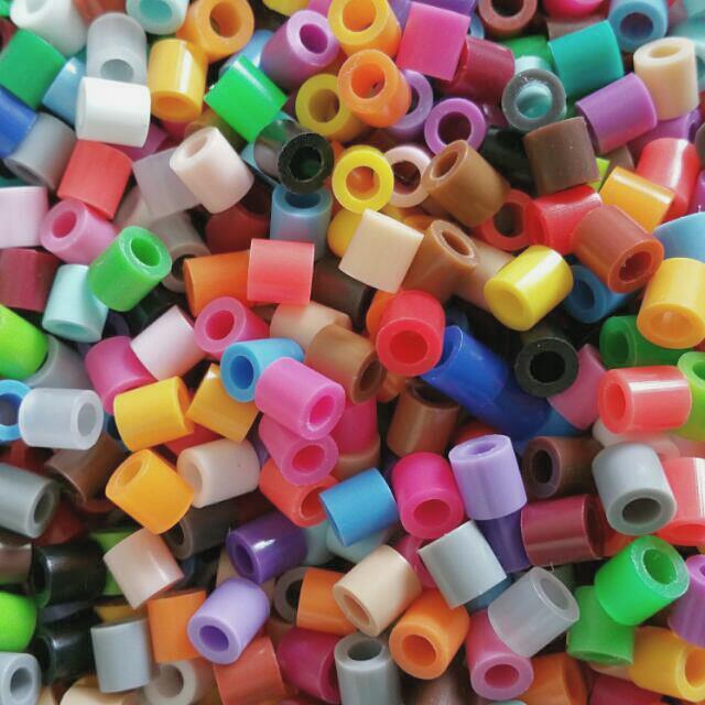 Perler Beads Assorted Colors 5mm Perler Beads