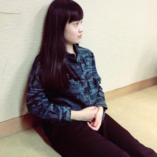 米彩薄外套
