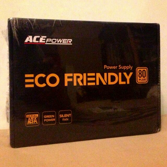 電源供應器ACE Power 600w 80+