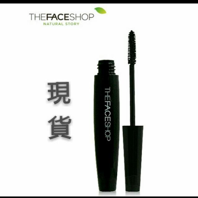 韓國代購   The Face Shop黑杆睫毛膏【現貨】