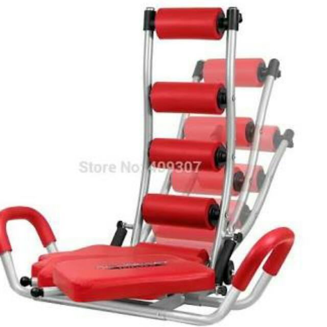 AB-ROCKET - abdominal trainer strength