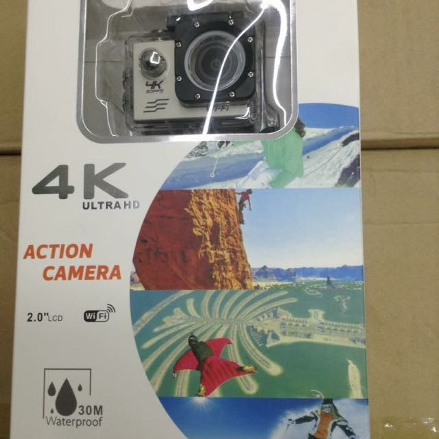 Action camera 4k Ultra HD (WIFI)