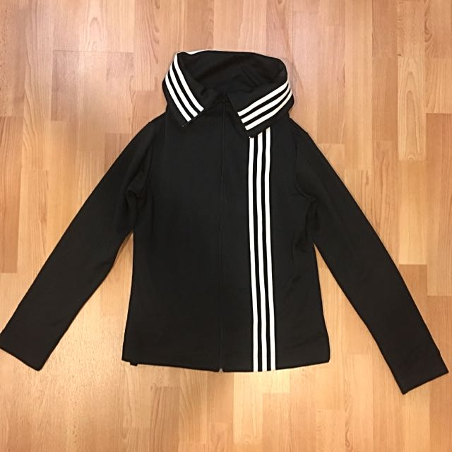Adidas ZipUp Sweater