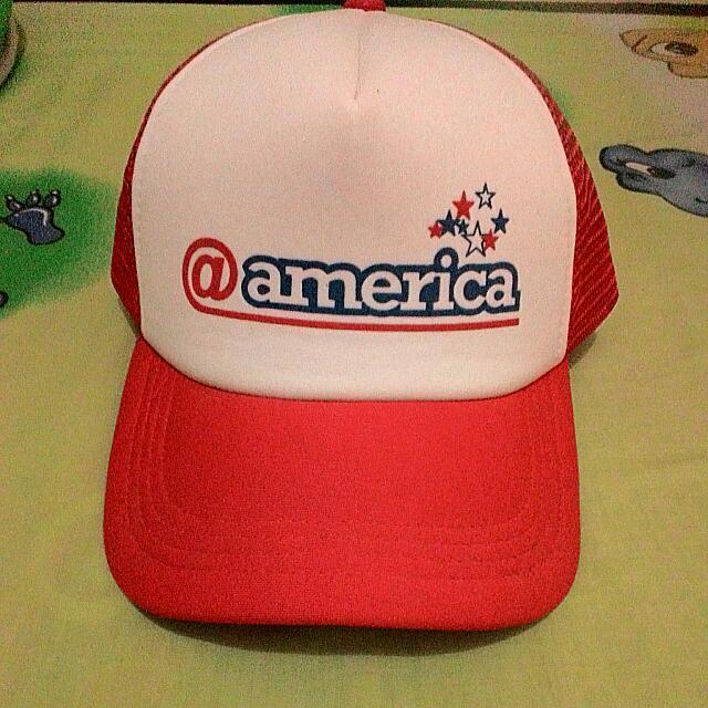 @America cap
