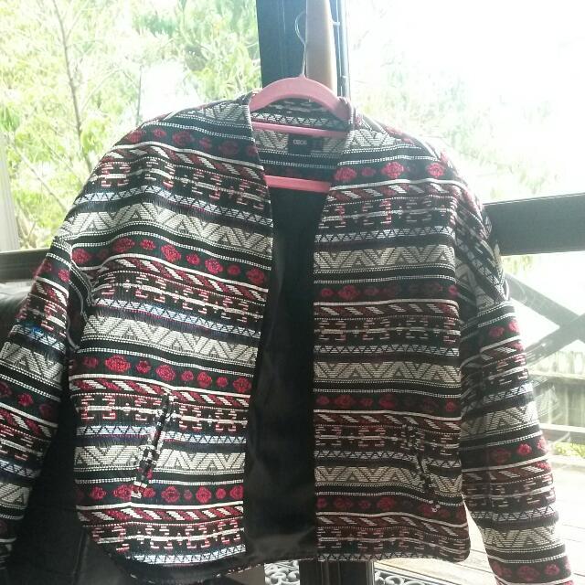 Asos Patterned Blazer