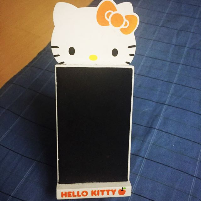 AUTHENTIC HELLO KITTY MOBILE PHONE HOLDER