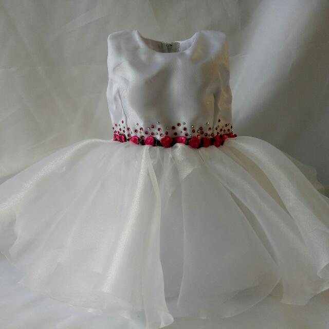 bbc29432a Baby Princess Dress