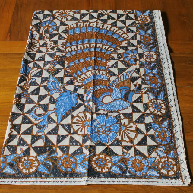 Batik Tulis Sogan Slobok