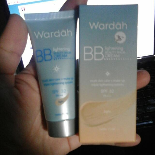 Bb Cream Wardah Shade Light