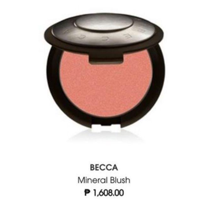 BECCA Mineral Blush - Nightingale