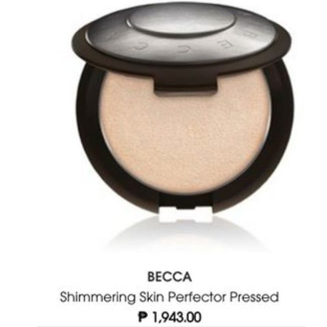 BECCA Shimmering Skin Perfector Pressed - Opal
