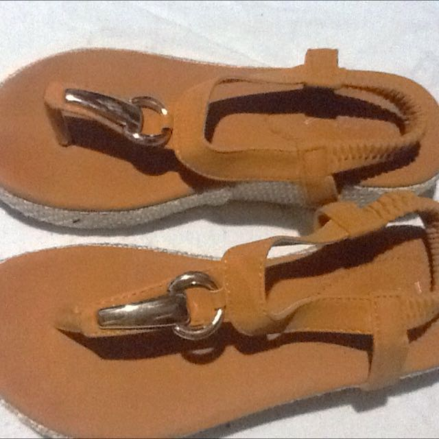 Beyond My Fashion Sandals