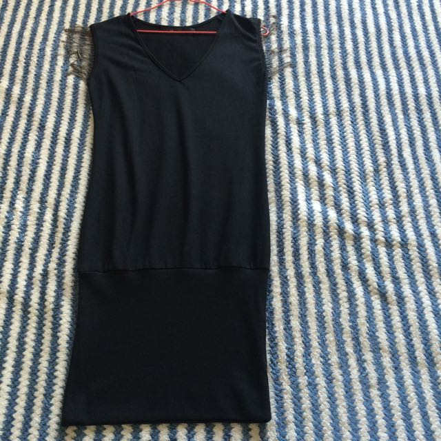 black dress new bought from people are people