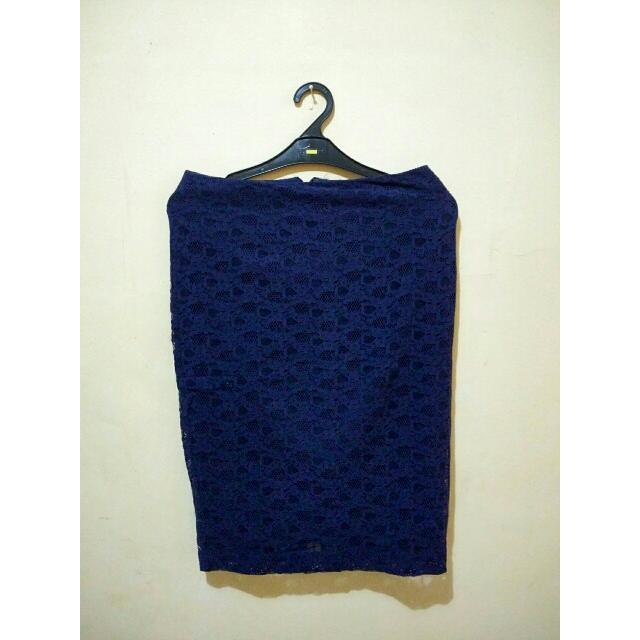 Brocade Span Skirt