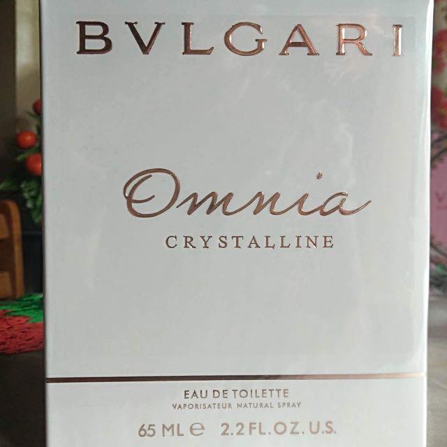 Bvlgari Omnia Crystalline Perfume For Women