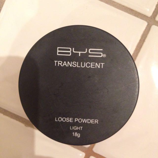 BYS Translucent Powder