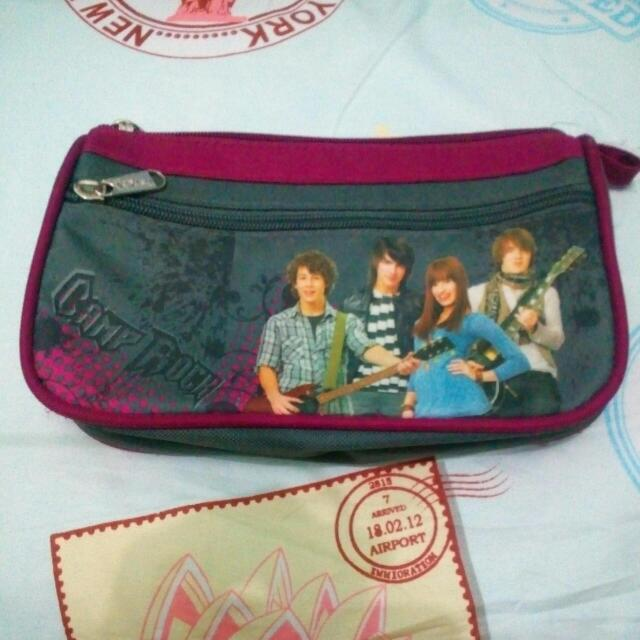 Camp Rock Pouch