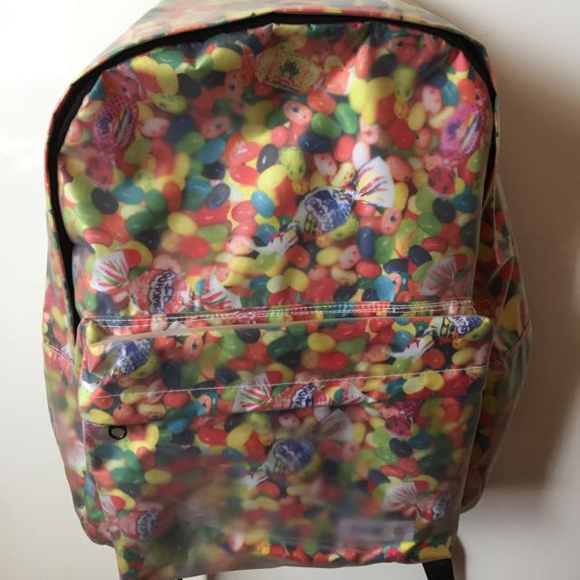 Colourful Back Pack