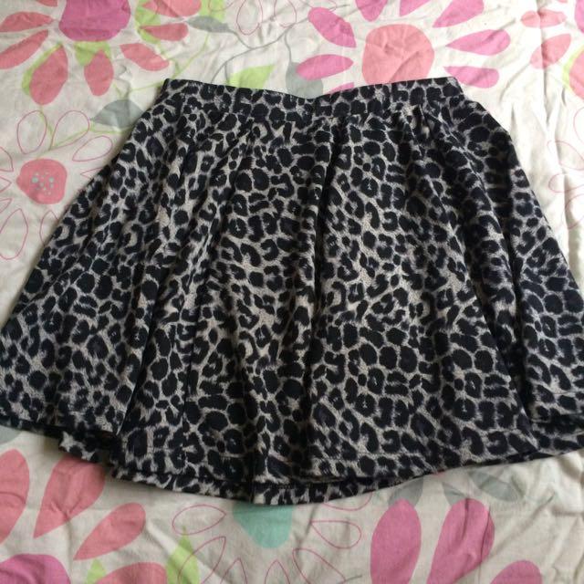 Cotton On Pattern Skirt
