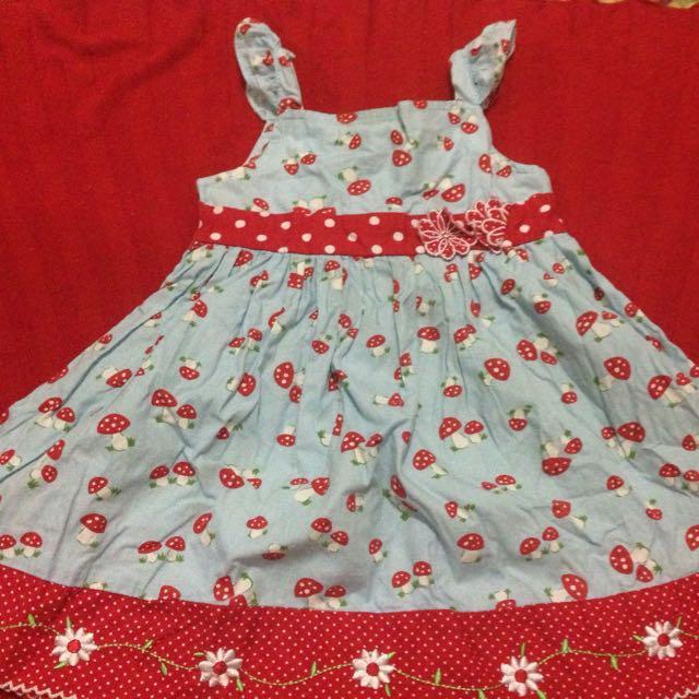 Dress For 2 Y.O