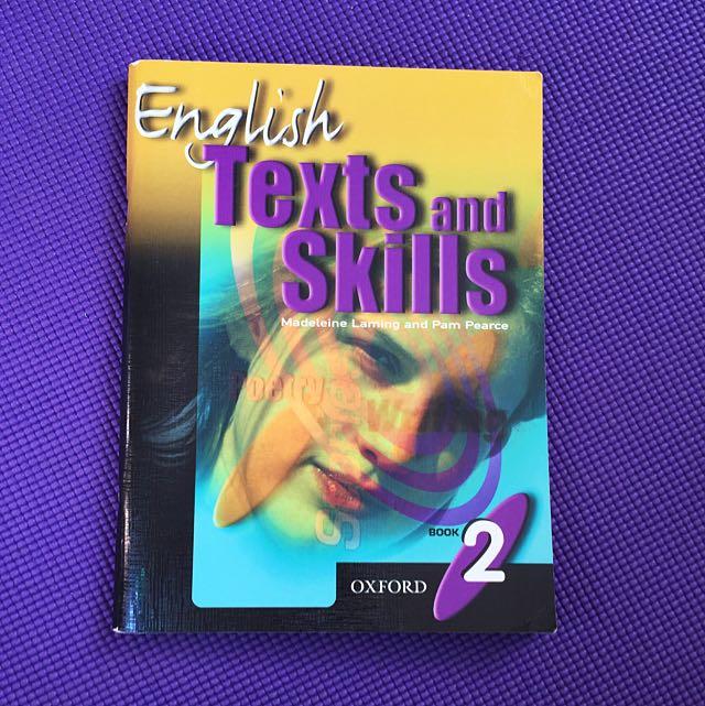 English Texts And Skills Book 2