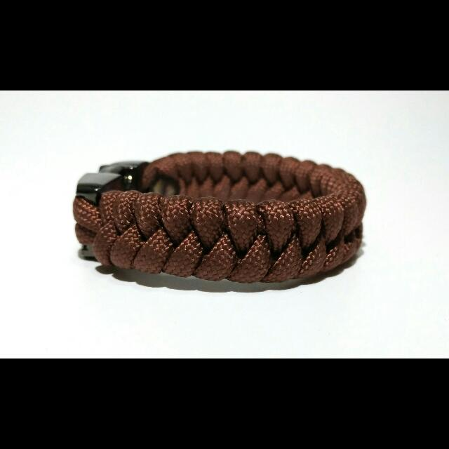 Fishtail Paracord Bracelet String Laboratory Women S Fashion Accessories On Carou