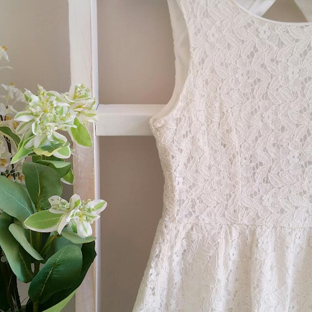 ❤Lace Dress | Size 8