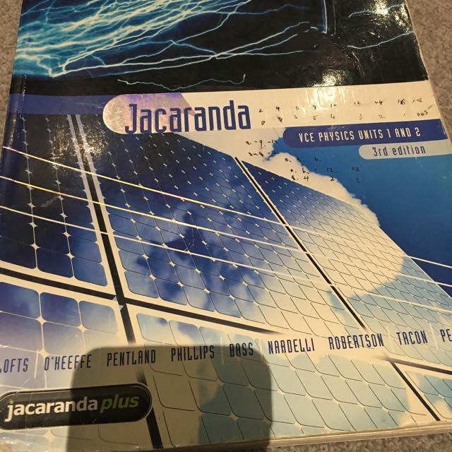 Jacaranda Physics 1 by Graeme Lofts (Paperback, 2008)