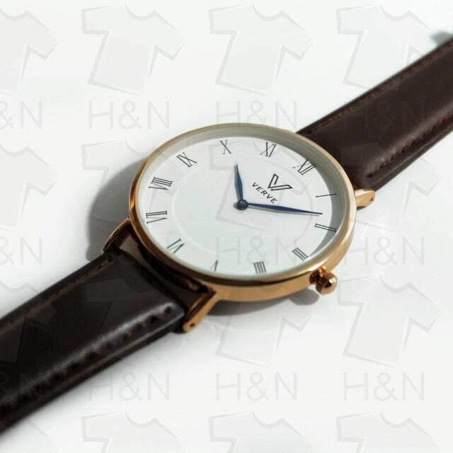 Jam Tangan Watch VERVE Original Luxury Watches on Carousell Source · Jual Q&q Smile Solar Jam Tangan Wanita Rubber Strap ...