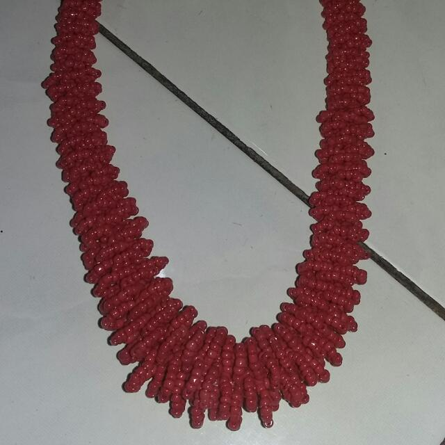 Kalung Red Fashion lux