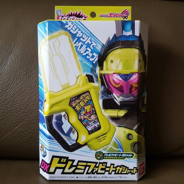 Bandai Masked Kamen Rider Ex-Aid DX Doremifa Beat Gashat