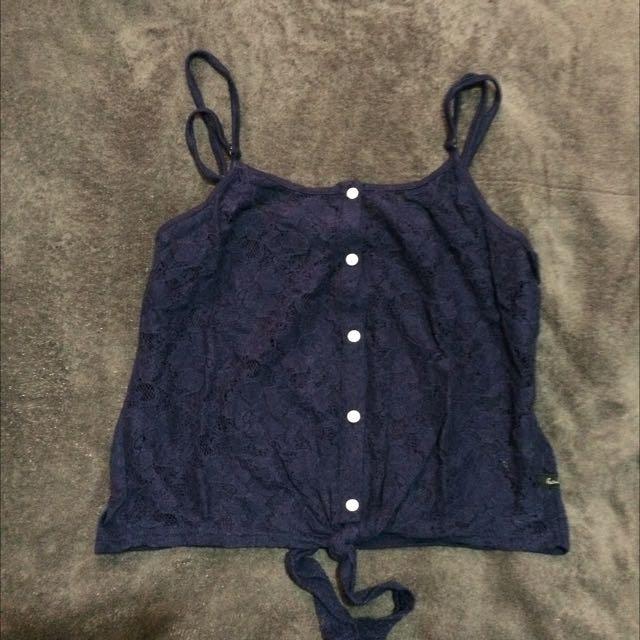 Kamiseta Lacey Tie-top